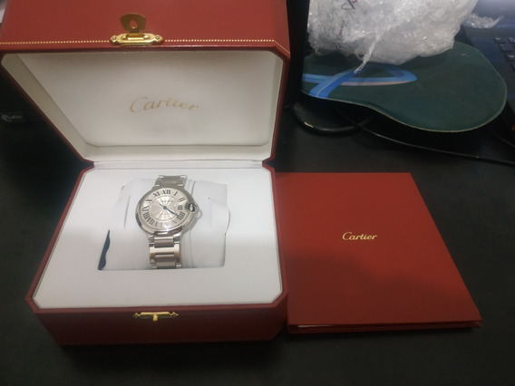 Cartier Ballon Bleu 36mm