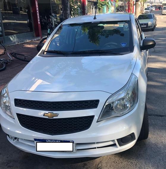 Chevrolet Agile 1.4 Ls Año 2011