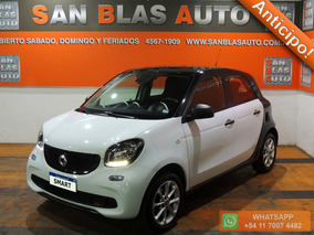 Sba Anticipo! Smart Forfour City 5p 2016 1.0 N Dh Aa Abs Ab