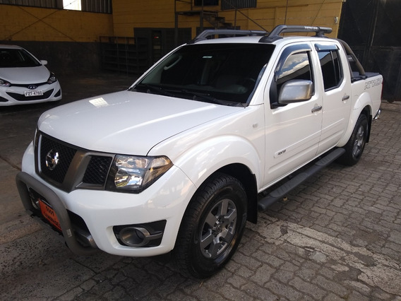 Nissan Frontier 2.5 Sv Attack Cab. Dupla 4x4 Aut.