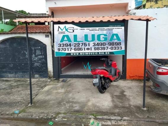 Loja Para Alugar, 60 M² Por R$ 600/mês - Campo Grande - Rio De Janeiro/rj - Lo0018