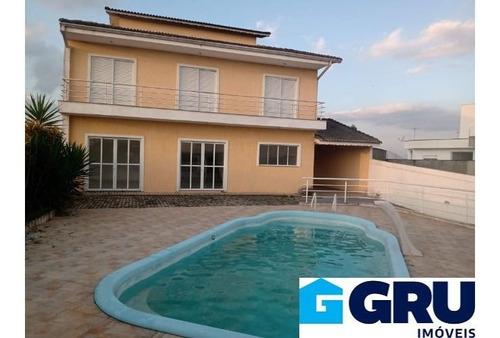 Imagem 1 de 17 de Sobrado Condominio Em Igaratá  - Sob675