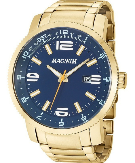 Relógio Magnum Masculino Original Garantia Nota Ma33095a