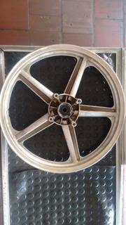 Roda Dianteira Dafra Kansas Modelo Antigo 5 Palitos