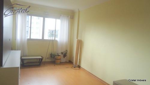 Imagem 1 de 30 de Apartamento Para Venda, 3 Dormitórios, Jardim Ester - São Paulo - 17998