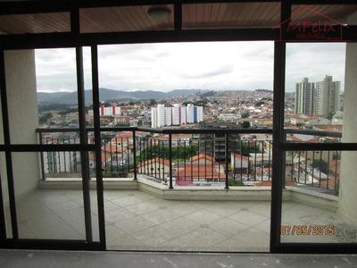 Apartamento Alto Padrão, Vila Rosália, Guarulhos, 300 Metros Do Lago, 148m². - Ap0137