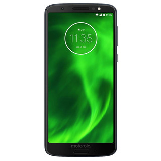 Motorola Moto G6 Play Xt1922 32gb Dual 13mp Azul Vitrine 1