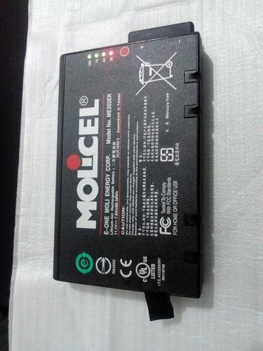 Bateria Molicel Respirador / Ventilador / Drager Philips