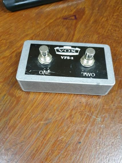 Pedal Vox Vfs-2