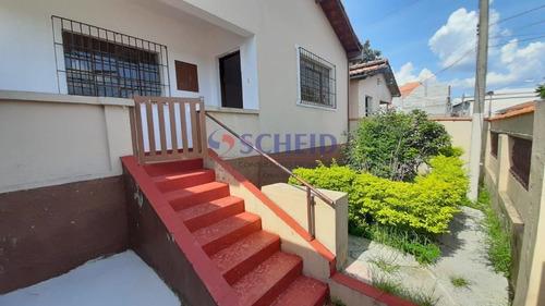 Casa Térrea Em Terreno Amplo - Mr74465