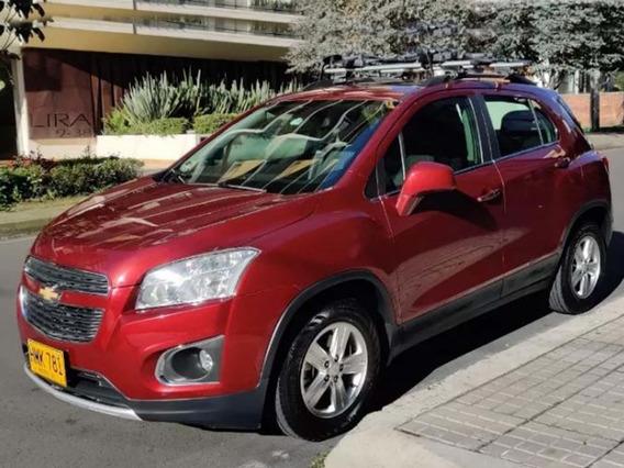Chevrolet Tracker Lt 2014 - 24 Mil Kms