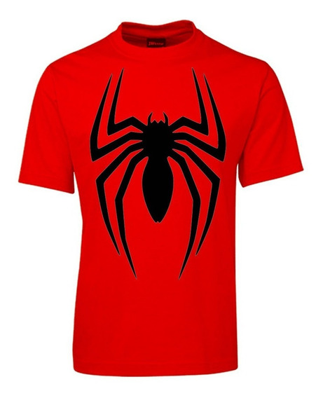 Playera Avengers End Game Spider Man Araña