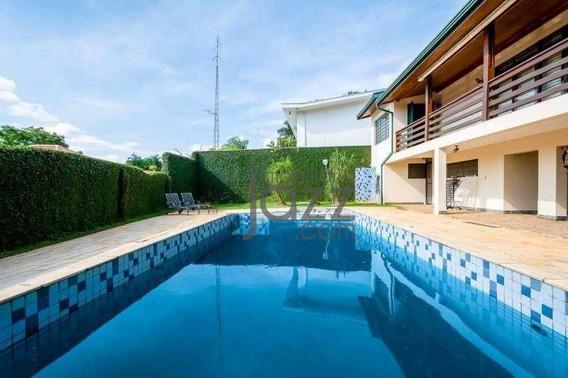 Espetacular Casa À Venda, 378 M² Por R$ 1.490.000 - Nova Campinas - Campinas/sp - Ca6799