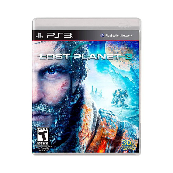 Lost Planet 3 Playstation 3 Midia Fisica Ps3