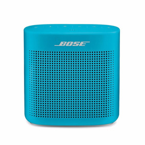 Caixa De Som Bose Soundlink Bluetooth Color Ii - Azul