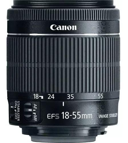 Lente Para Canon T5 18-55mm