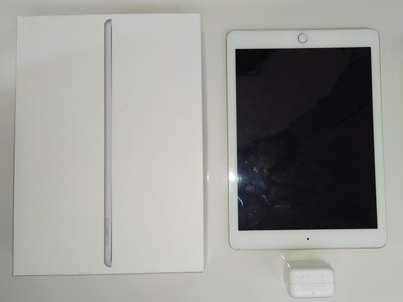 iPad 6 Geração Wifi 128gb Branco