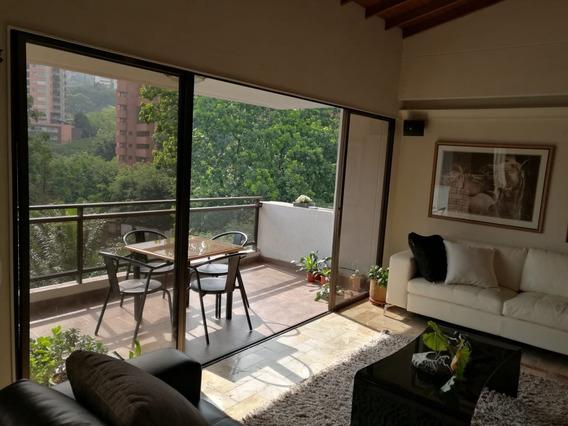 Penthouse En Venta, Los Balsos-medellín