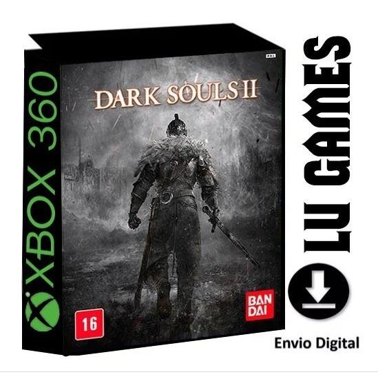 Dark Souls 2 Midia Digital Xbox 360