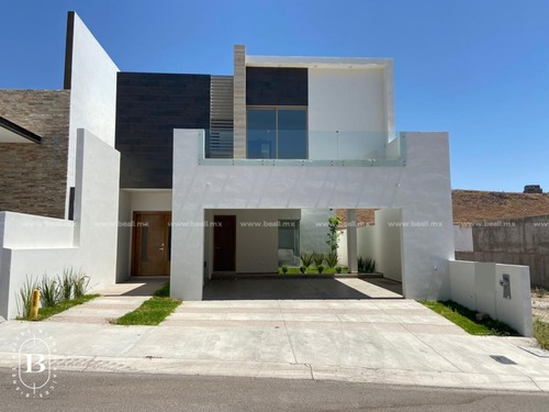 Casa Nueva En Venta Fracc. Bosques Del Valle Iv En Zona Cantera $4,400,000