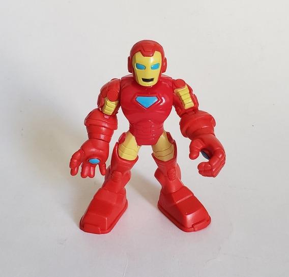 Homem De Ferro Marvel Adventures Playskool 13 Cm