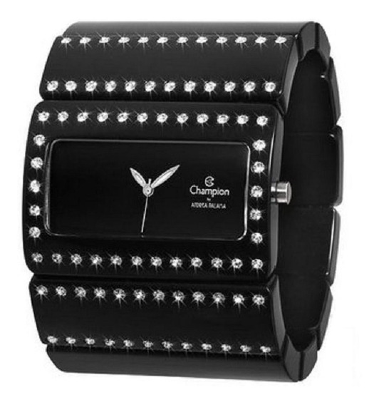Relógio Feminino Champion Bracelete Andrea Palama Cp28211p.