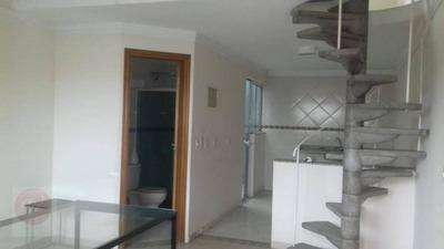 Sala Comercial Para Locação, Bairro Jardim, Santo André. - Sa0561
