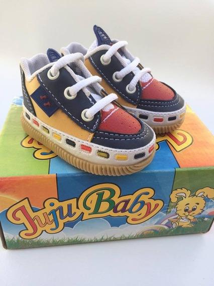 Sapato Bebemasculino Tricolor