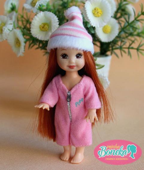Roupa Pijama Para Boneca Kelly ( Irmã Da Barbie )