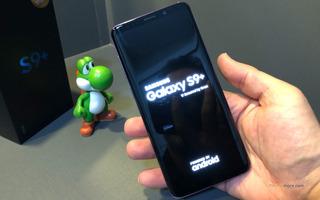Samsung Galaxy S9(+) Plus/ Top - C/ Nf 128/6 Gb - Impecável