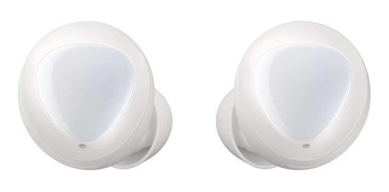 Fone de ouvido sem fio Samsung Galaxy Buds branco
