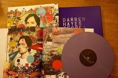 Darren Hayes Secret Codes And Battleships Collector