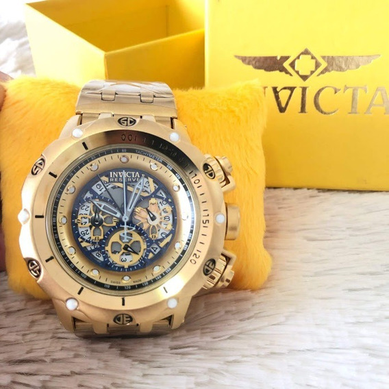 Kit Relógios Invicta- Atacado- Com Caixa