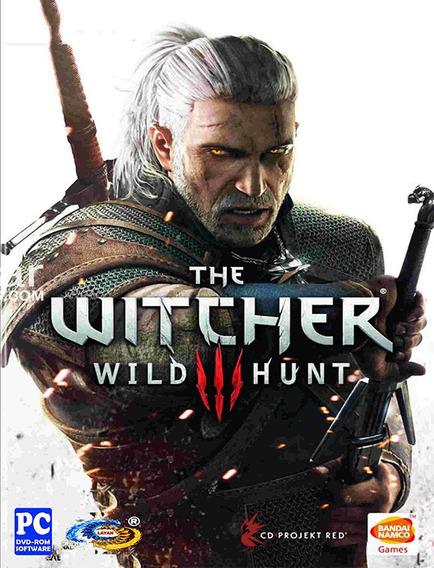 The Witcher 3 Pc - Gog Key (envio Já)