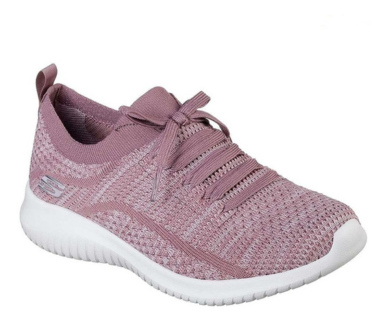 Skechers Zapatillas Running Mujer Ultra Flex Statements