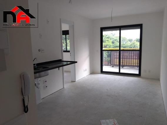 Condomínio Smart Santa Cecilia, 2 Dormitórios, Próximo Ao Metrô - Ap01368 - 33406536