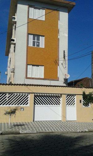 Imagem 1 de 12 de Apartamento Com 1 Dorm, Parque Bitaru, São Vicente - R$ 175 Mil, Cod: 571 - V571