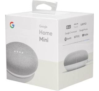 Google Home Mini Chalk Parlante Interactivo