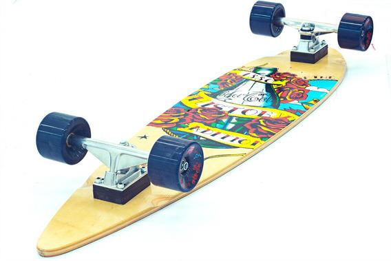 Skate Longboard Coca-cola - 1886