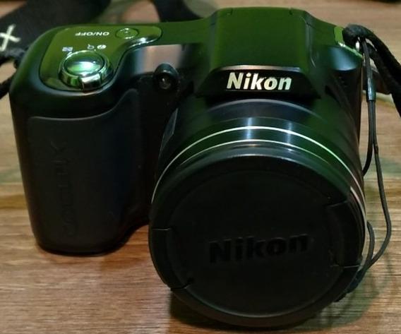 Camera Fotografica Nikon Coolpix L100