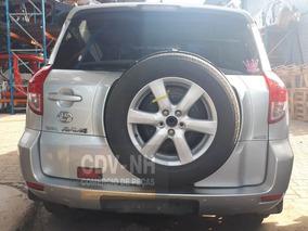 Sucata Toyota Rav4 2006 2.4 168cv Gasolina