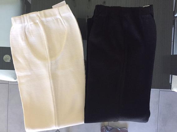 Pantalones De Lana Fina De Mujer Marca Lot´s