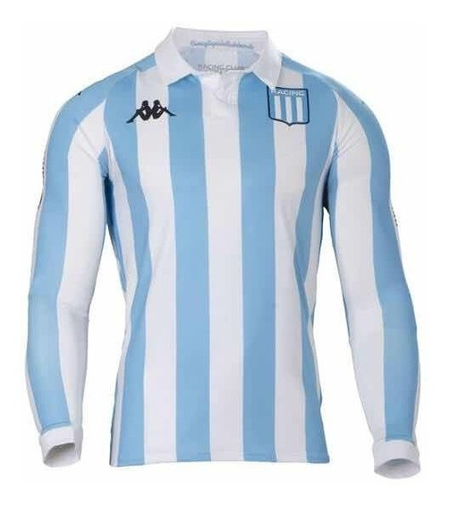 Camiseta Racing M/ Larga Kappa