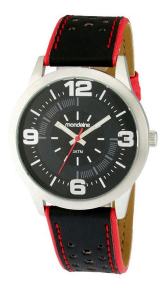 Relógio Mondaine Masculino Casual 83077g0mbnh1 Analógico