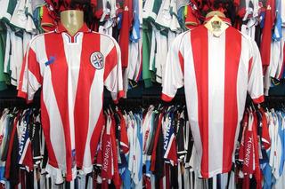 Paraguai 2000 Camisa Titular Tamanho Gg.