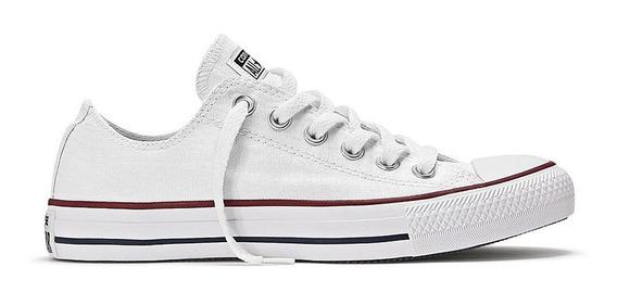 Zapatillas Converse Chuck Taylor All Star Blancas Lona
