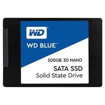 Hd Western Digital Ssd Blue 500gb 2.5