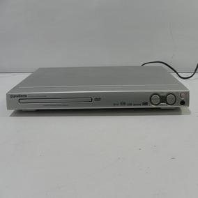 Dvd Player Gradiente D-203 Dvd-r/rw Cd-r/rw Mp3 - Usado