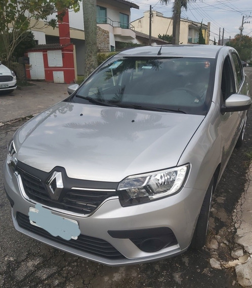 Renault Logan 1.0 Zen 12v 4p 2020