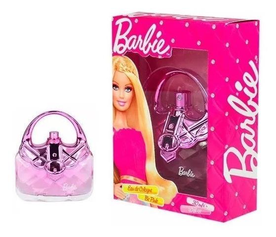 Perfume Barbie Eau De Cologne Be Pink 30ml